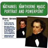 Nathaniel Hawthorne Magic Portrait Video & PowerPoint Slid