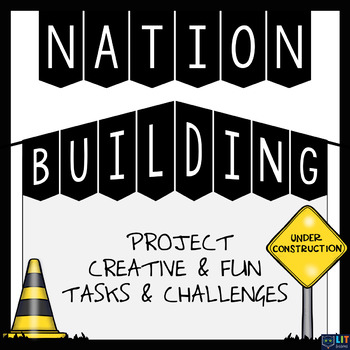 Nation Building Tasks for Utopia Novel, Government Project, and more!