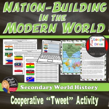Nation-Building in the Modern World  Activity (World History)