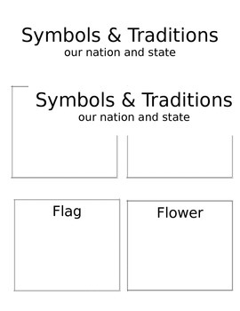 Nation and Sate Symbols