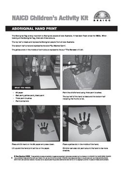 National Aboriginal and Islander Children's Activity Kit