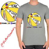 National Art Honor Society - NAHS TShirt Design T-shirt