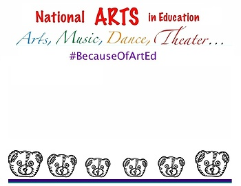 free share your story arts in education posters national arts