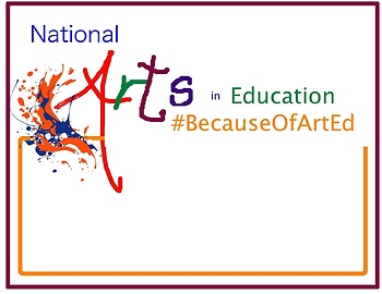 Share Your Story - Arts in Education Posters - National Arts in Education