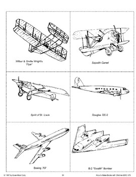 National Aviation Day: Making Books