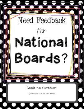 National Board Help