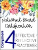National Boards Binder Covers