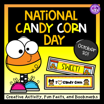 National Candy Corn Day Activity (Halloween)
