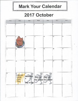 National Candy Corn Day Activity