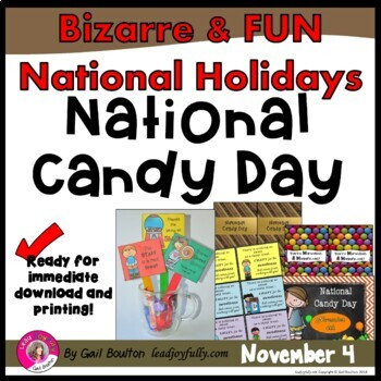 National Candy Day (November 4th)