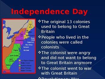 National Celebrations