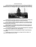 National Christmas Tree informational text