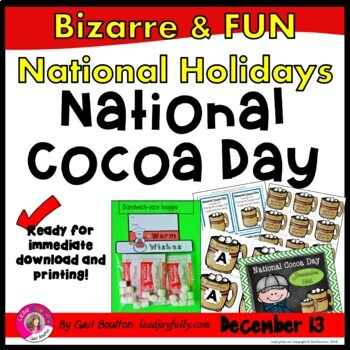 National Cocoa Day (December 13th)