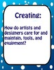 National Core Arts Essential Questions (Common Core)
