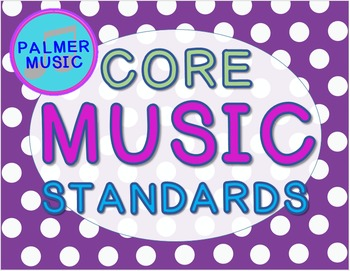 National Core Music Anchor Standards