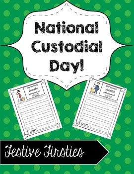 Thank You Custodians Worksheets Teaching Resources Tpt