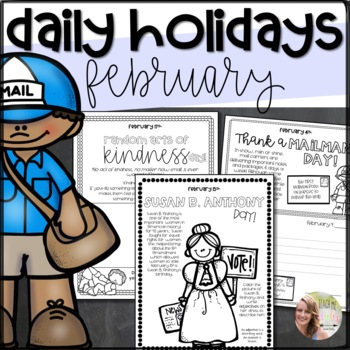 National Daily Holidays and Celebrations- February