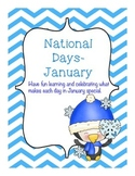 National Days- January