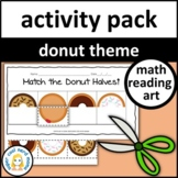 Donut Activity Pack 1