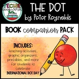 The Dot by Peter Reynolds Book Companion Pack (International Dot Day)