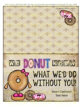 National Doughnut Day (June 7th)