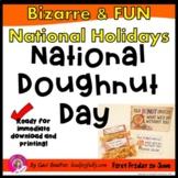 National Doughnut Day (June 5th)
