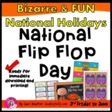 National Flip Flop Day (June 19th)