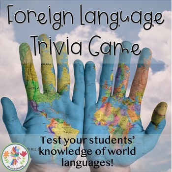Foreign Language Trivia Game