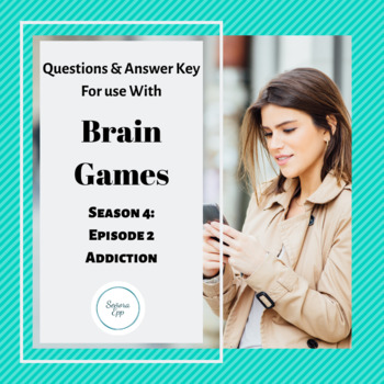National Geographic Brain Games Season 4 Episode 2 Addiction Sub Plans