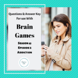Use with National Geographic Brain Games Season 4 Episode
