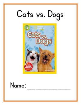 National Geographic Cats vs Dogs