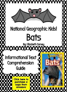 Bats: National Geographic Kids!