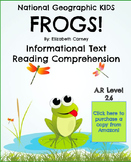 Frogs: National Geographic Kids!
