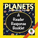National Geographic KIDS:  Planets- Reader Response Bookle