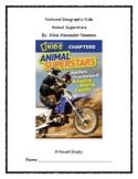 National Geographic Kids Animal Superstars Novel Study
