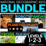 National Geographic Kids Bundle