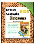 National Geographic Kids Dinosaurs {Nonfiction Comprehension Guide}