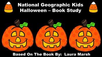 National Geographic Kids Halloween - Book Study