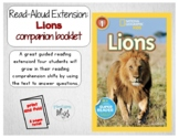 National Geographic Kids: Lions