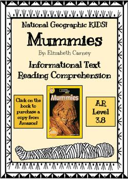Mummies: National Geographic Kids!