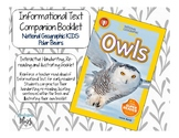National Geographic Kids: Owls!