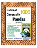 National Geographic Kids Pandas Nonfiction Comprehension Guide
