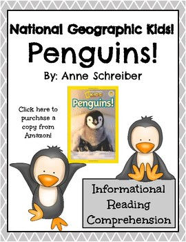 Penguins: National Geographic Kids
