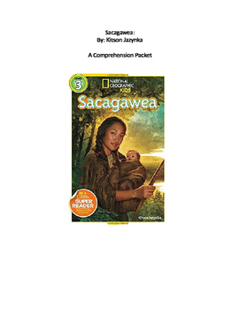 National Geographic Kids: Sacagawea, A Comprehension Packet