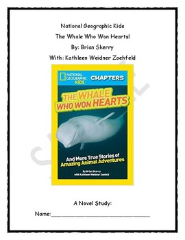 National Geographic Kids The Whale Who Won Hearts!