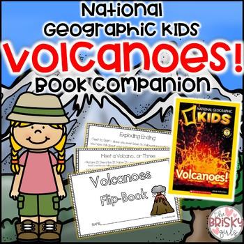 Volcanoes-National Geographic Kids Student Flip Book