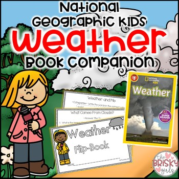 Weather National Geographic Kids Flipbook