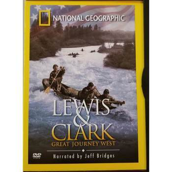 National Geographic - Lewis and Clark: Great Journey West Video Worksheet  w/Key