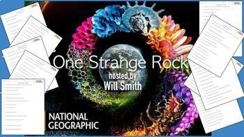One Strange Rock Worksheets & Teaching Resources | TpT