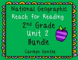 National Geographic Reach for Reading 2nd Grade Unit 2 Bundle